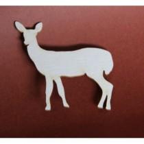 Chipboard - Roe-deer