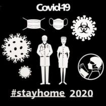 Chipboard - Covid 19