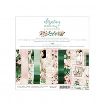 Scrapbooking Papers - LADY...