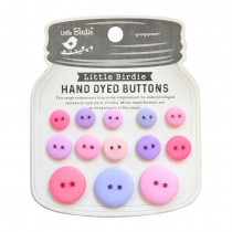 Little Birdie Button Set -...