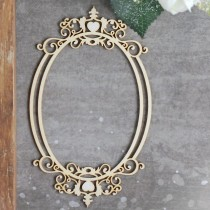 Chipboard - Luxury frame