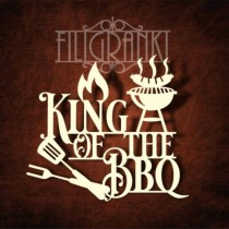 Chipboard - KING OF THE BBQ
