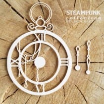 Chipboard  STEAMPUNK - Big...