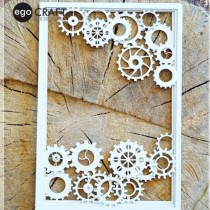 Chipboard  STEAMPUNK - XXL...