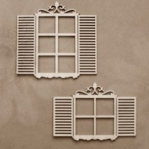 Chipboard - Windows with...