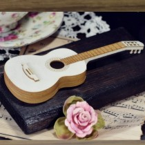 Chipboard - Large Guitar  3D