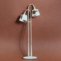 Chipboard - Floor lamp