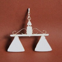 Chipboard - Chandelier - 2...