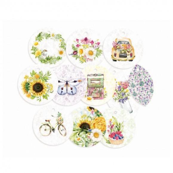 Tag Set - The Four Seasons - SUMMER