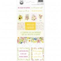 Sticker sheet - The Four...