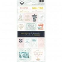 Sticker sheet - AROUND THE...