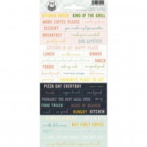 Sticker sheet - PHRASES -...