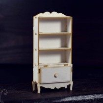 Chipboard - Bookcase with a...