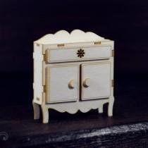 Chipboard - Low cabinet