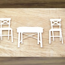Chipboard -  Table and...