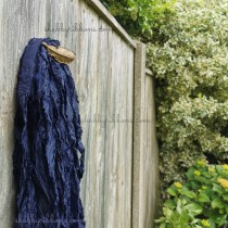 Shabby Ribbon 036 - NAVY