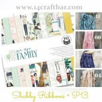 Shabby Ribbon Set with P13...