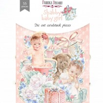 DIE CUT Elements - Shabby...