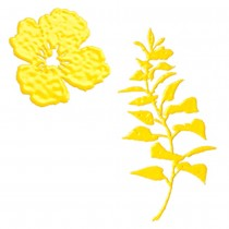 Embossing Powder - LEMON 20ml