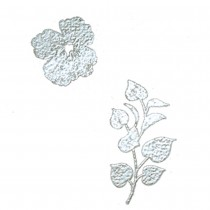 Embossing Powder - SILVER...
