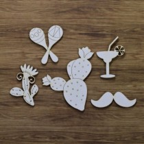 Chipboard - Party Set