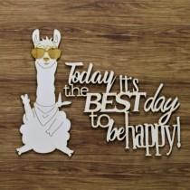 Chipboard -  Llama - BEST...
