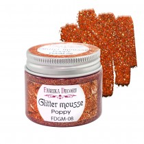 Glitter Mousse - POPPY 50ml