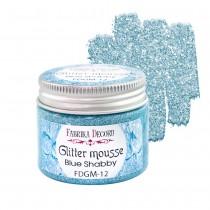 Glitter Mousse - BLUE...