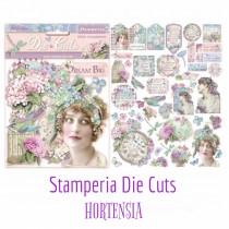 Stamperia DIE CUTS Elements...
