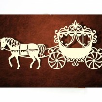 Chipboard - Carriage with...