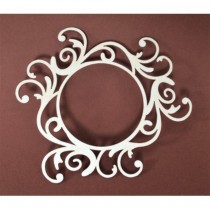 Chipboard - Decorative frame