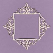 Chipboard - Baroque frame