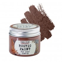 Rustic Paint - RED WOOD 50ml