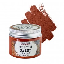Rustic Paint - RED RUST 50ml