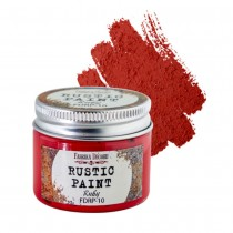 Rustic Paint - RUBY 50ml