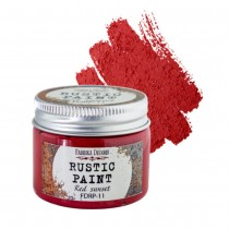Rustic Paint -  RED SUNSET50ml