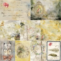 Scrapbooking Papers - A...