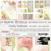 Scrapbooking Papers - WARM...