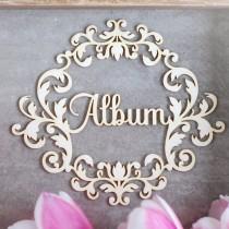Chipboard - Album Frame