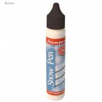 Stamperia Snow Pen - 30 ml