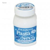 Stamperia Snow Paste - 100 ml