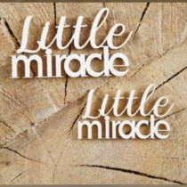 Chipboard - Little Miracle
