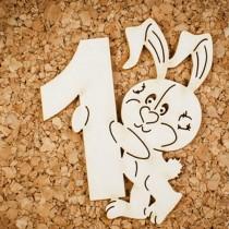 Chipboard - Rabbit 1