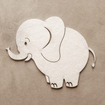 Chipboard - ELEPHANT