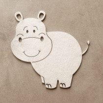 Chipboard - HIPPO
