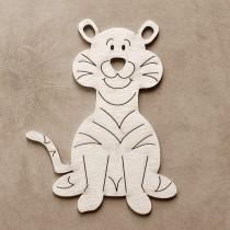 Chipboard - TIGER