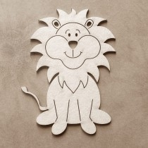 Chipboard - LION
