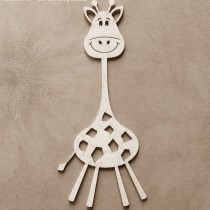 Chipboard - GIRAFFE