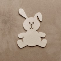 Chipboard - BUNNY