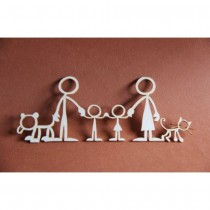 Chipboard - Family 1